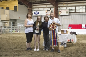 2015 Horse of the Year Presentation